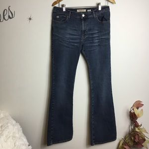 Miss Sixty Tommy Wide Leg Retro Jeans